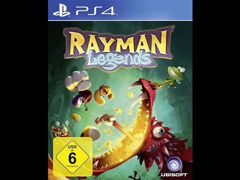Let´s Play - Rayman Legends (PlayStation 4)