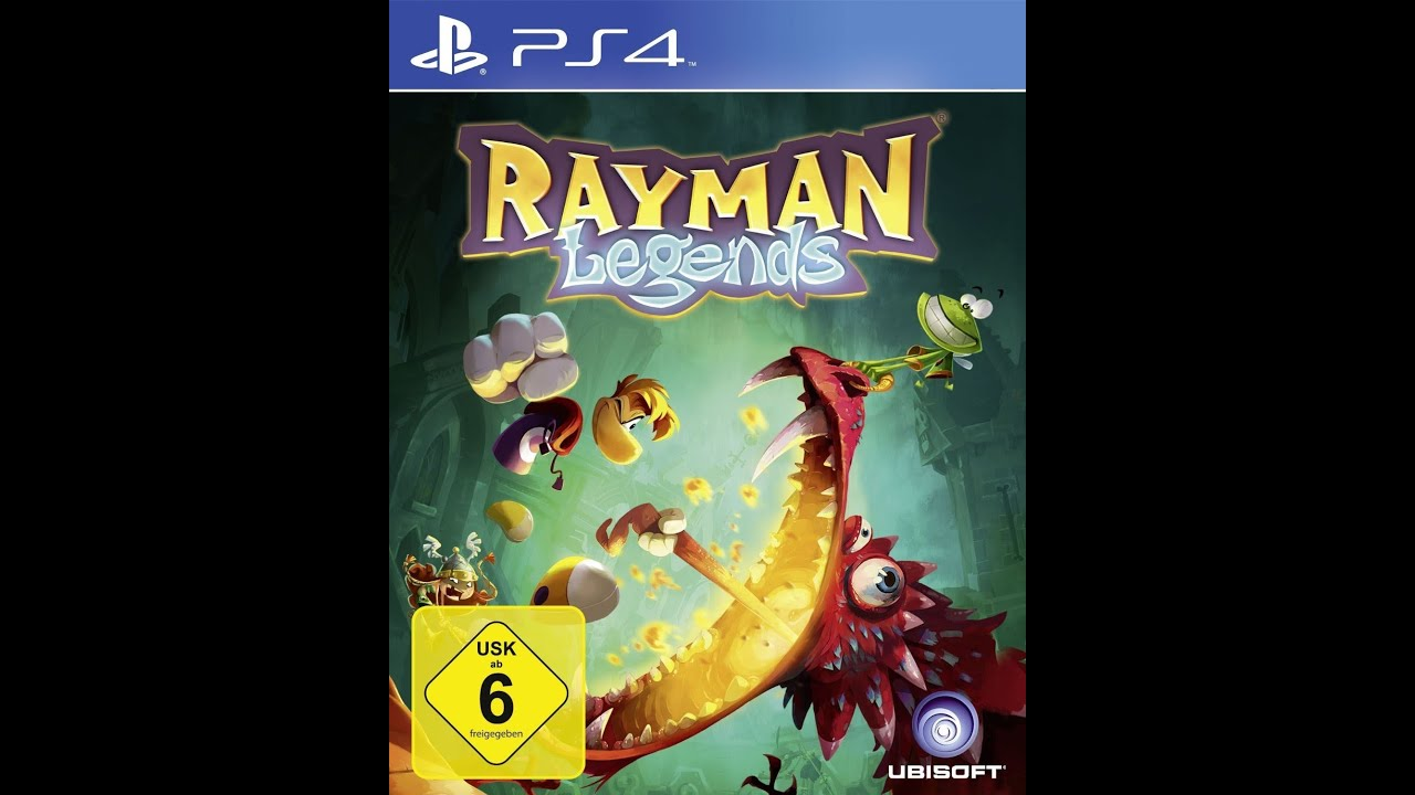 Filme Rayman within let´s play - rayman legends (playstation 4) - youtube