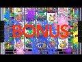 IGT - Slots Stinkin Rich Huge Bonus BIG WIN 95150 Credits!! $$$