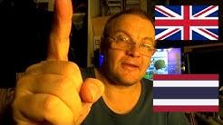 ENGLANNISTA ja THAIMAASTA Postia