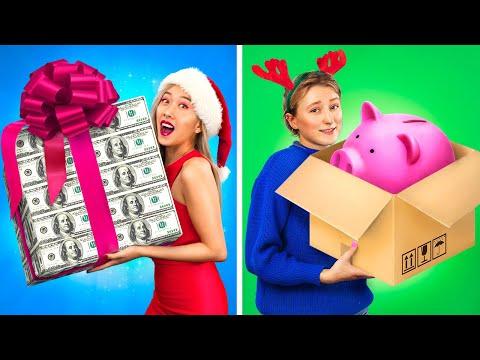 Бедный VS Богатый Новый год!