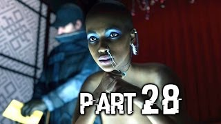 Watch Dogs Gameplay Walkthrough Part 28 - Strip Club (PS4)