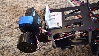 Ebay Gopro 3 Gimbal Modified To Staight Front Mount Brushless Motor Gimbal On Iconic X