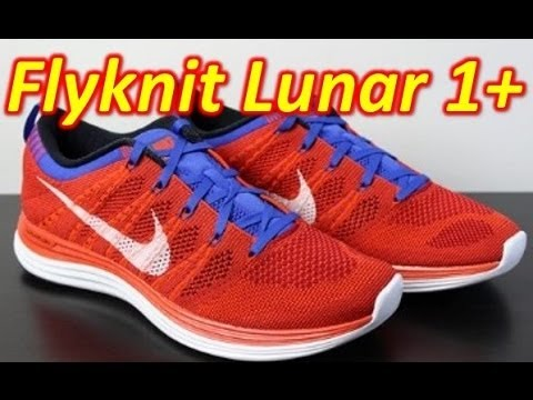 7def30af5248 Nike Flyknit Lunar 1+ Team Orange - Unboxing + On Feet - YouTube