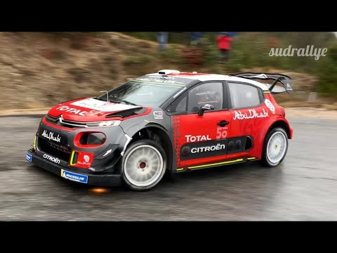test rallye monte carlo 2019 sebastien ogier c3 wrc hd day2 youtube. Black Bedroom Furniture Sets. Home Design Ideas