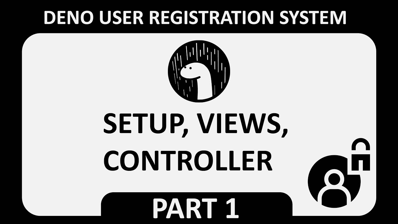 Deno Login & Registration System Tutorial