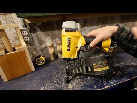 Homestead Tool Review ~ Framing Nailer Vs Siding Nail Gun