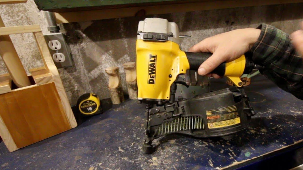 Homestead Tool Review Framing Nailer Vs Siding Nail Gun