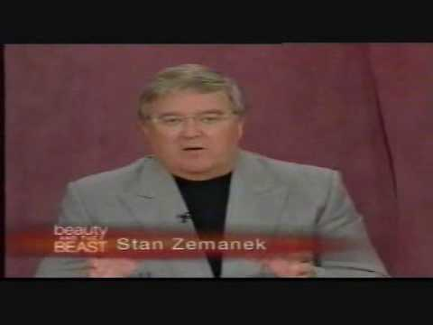 "Stan Zemanek puts down entire panel of beauties on ""Beauty and the Beast"" (2001)"