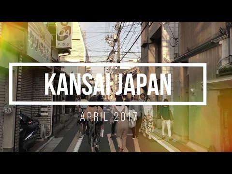 Endless Discovery Kansai Japan Trip 2017