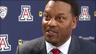 Kevin Sumlin Introduced as Arizona Head Football Coach