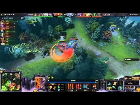 Fnatic vs compLexity Gaming - EPICENTER Moscow Full Highlights Dota 2