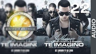 J Alvarez Ft. Baby Rasta y Gringo - Te Imagino | Track 22 [Audio]