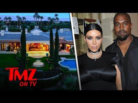 Kim & Kanye Buying A Vacay Home Next Door To Kris  TMZ TV