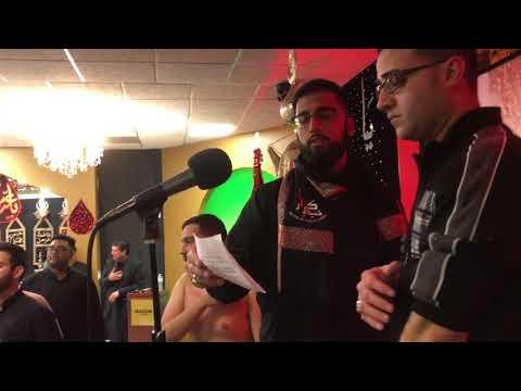 Anjuman e Haider e Karar | New Jersey | Shab e Dari - Masom Imam Bargah | 14th Safar, 1439H | Part 2