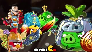 Angry Birds Epic: NEW CHRONICLE CAVES Level 1 Gameplay Walkthrough