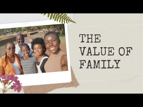 The Value of Family