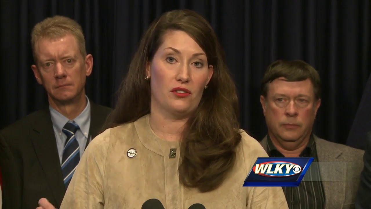 Louisville lawmaker files bill to do away with Kentucky State Police gun auction