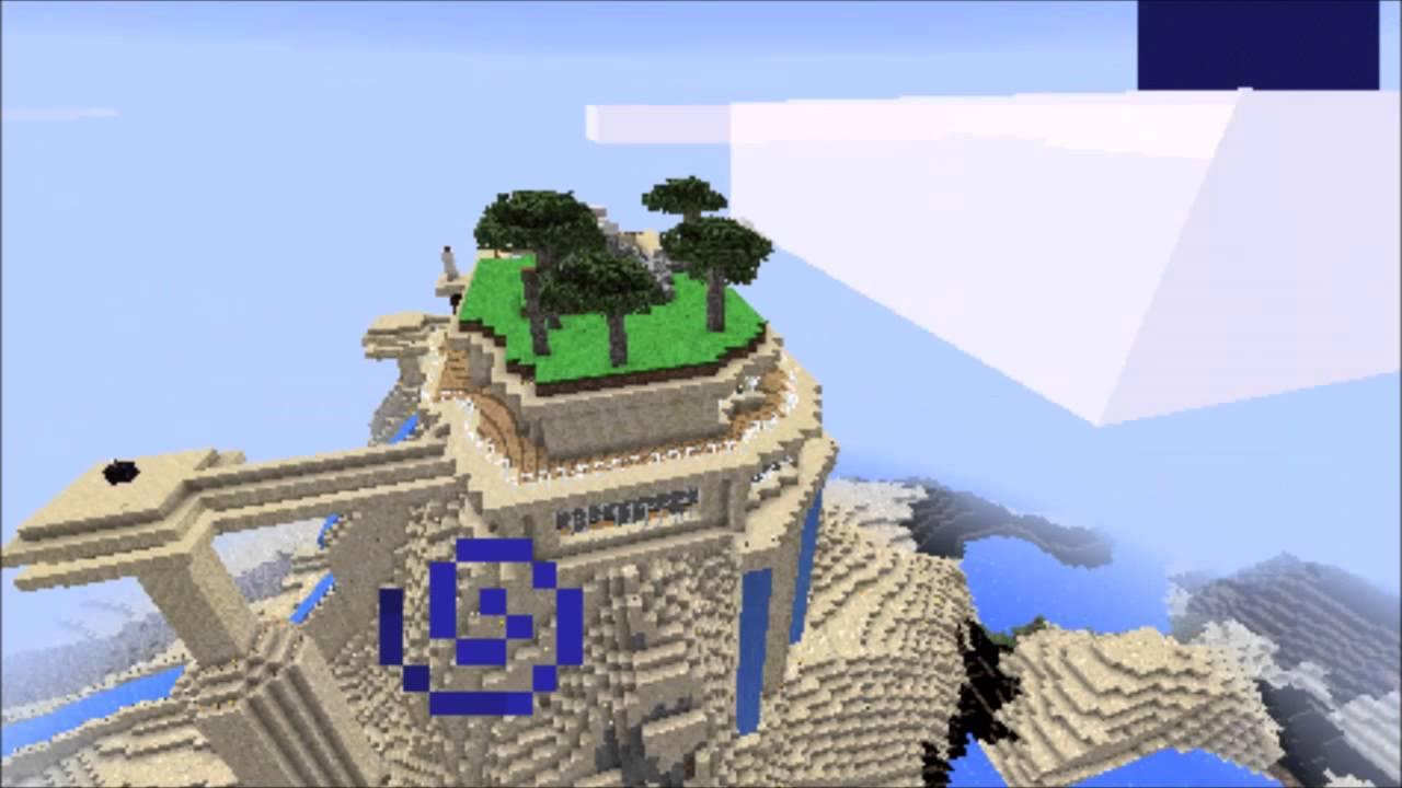 Minecraft pe casa moderna de arena astralcam youtube for Casa moderna 99 arena