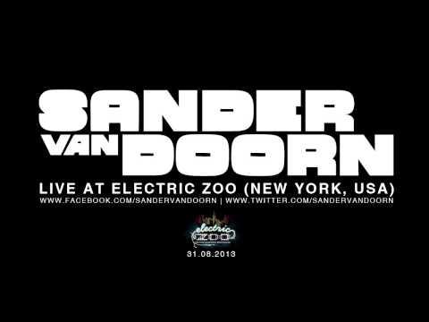 Sander van Doorn Live @ Electric Zoo New York 2013 (31.08.2013)