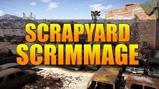 Scrapyard Scrimmage - VS War Wolves Unit - Ghost Recon Wildlands PVP