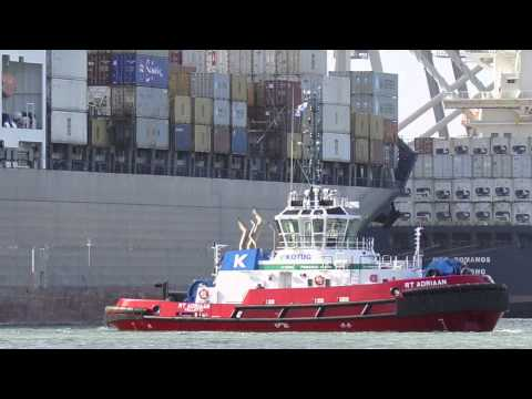 "CARREE maakt KVNR film - ""Nederland scheepvaart land"""