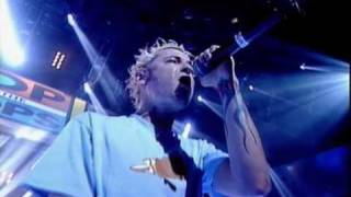 Gambar cover Linkin Park Live - Crawling  Top of the Pops 2001