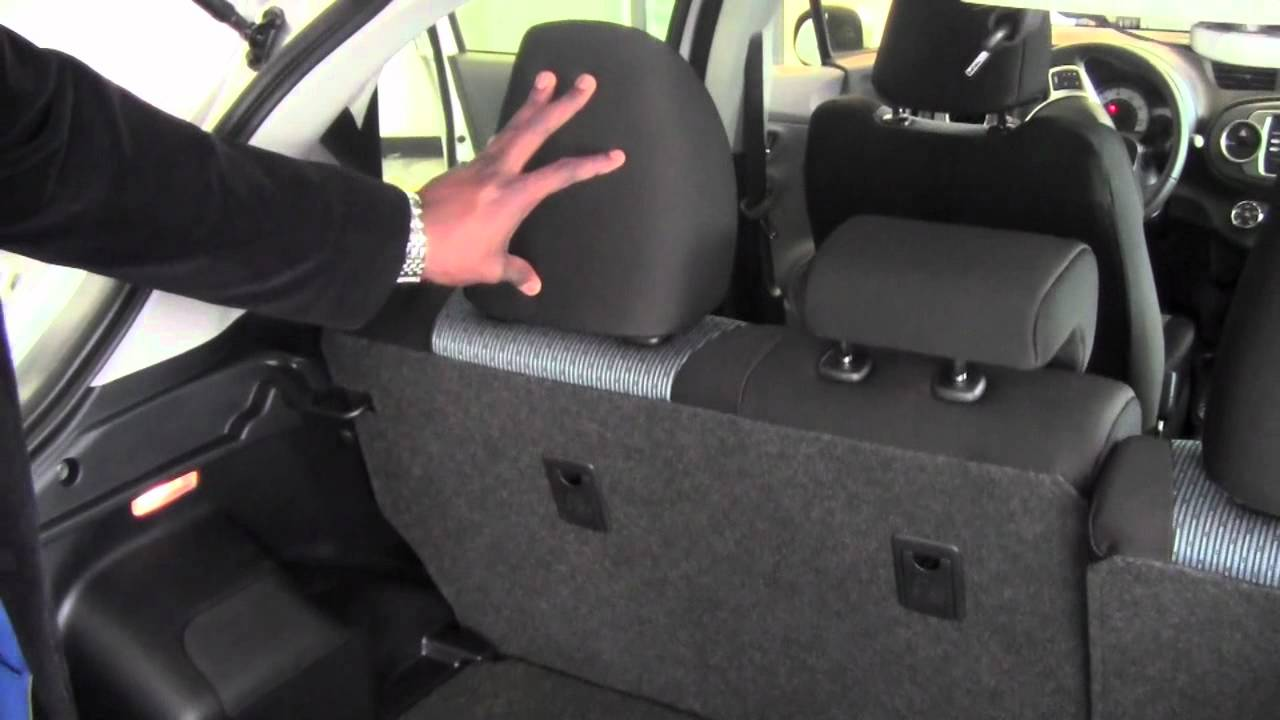 Folding Car Seat Covers