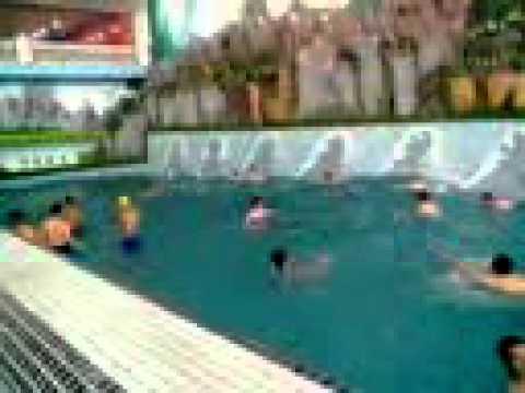 Kabul Water Park . F.O.C staffs