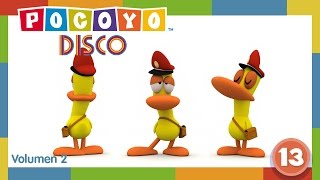 Pocoyó Disco - La onda de Pato [Vol. 2, Ep. 13]