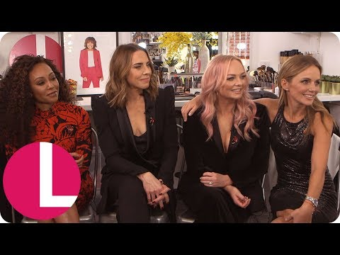 Spice Girls Talk Victoria Beckham, 'People Power' and Brexit in Exclusive Interview | Lorraine Mp3