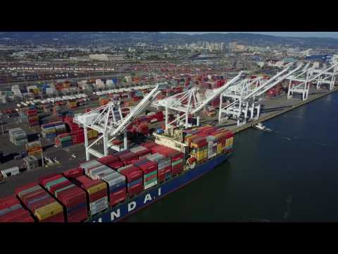 The Port of Oakland