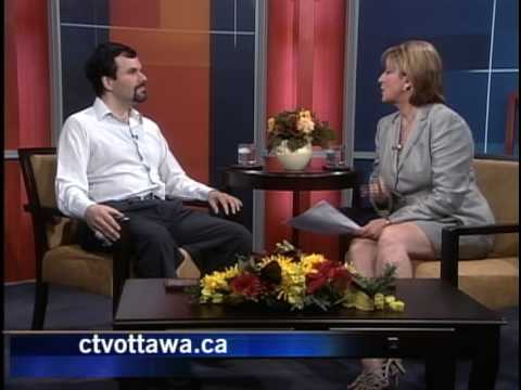 Ottawa Social 30+ Interview on CTV news