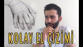 KARAKALEM EL ÇİZİMİ NASIL YAPILIR / KOLAY YOL