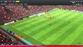 Football Manager 2013 - Softpedia Gameplay