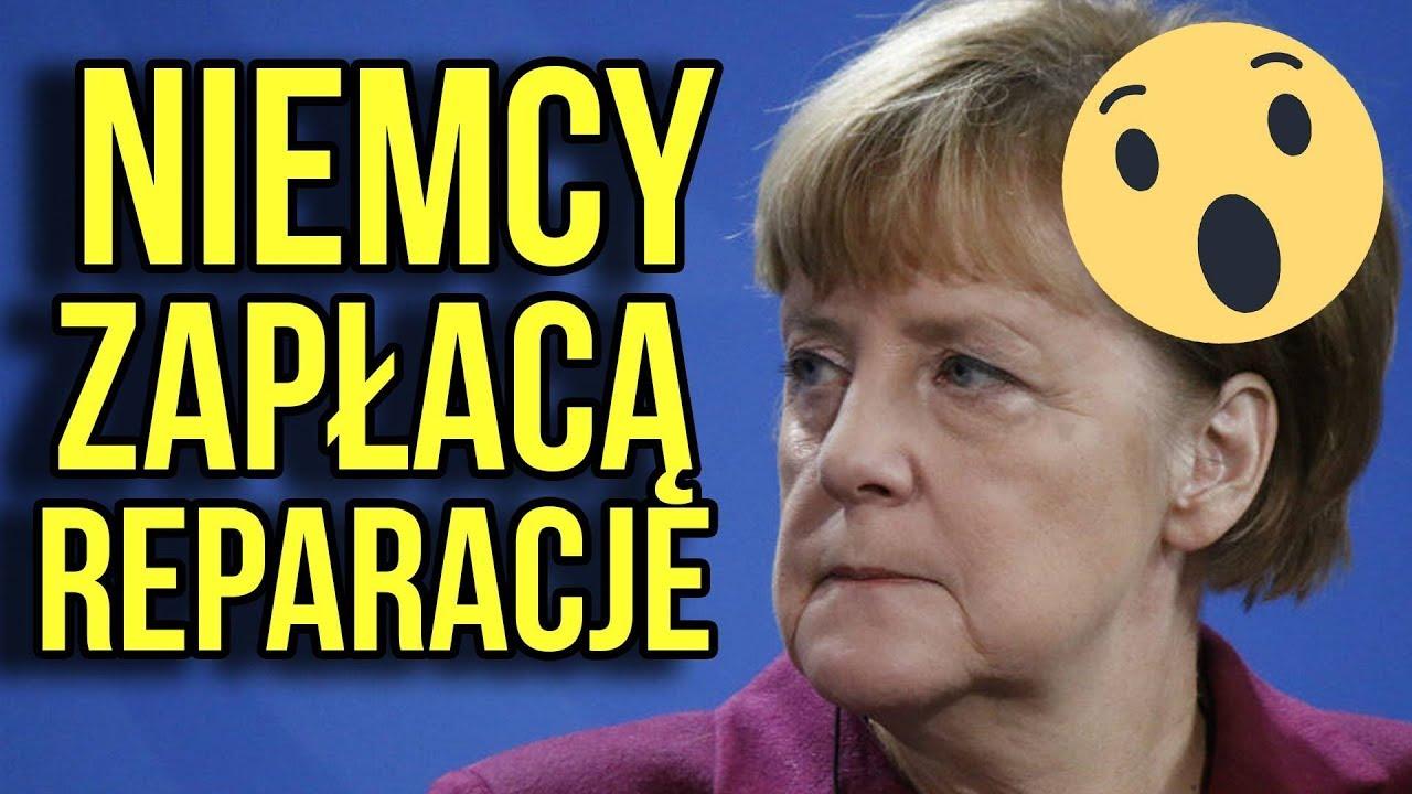 Niemcy Zapłacą Polsce Reparacje