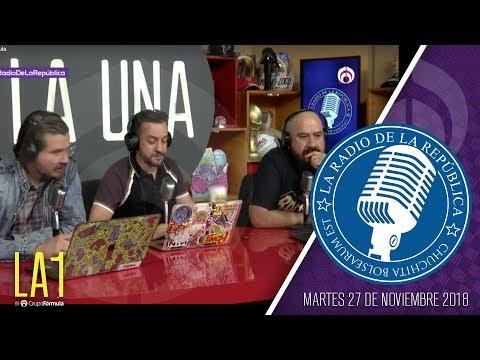 #LA1 - La Consulta II, Más Rápida y Más Furiosa - La Radio de la República - @ChumelTorrres