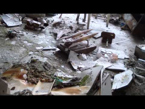 Chernobyl, Pripyat, Kiev - inside the exclusion zone.