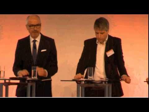 12. Handelsblatt Jahrestagung: Zukunftsstrategien für Sparakassen und Landesbanken