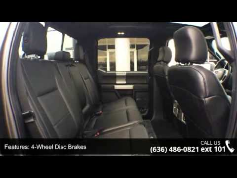 2015 ford f 150 xlt lou fusz ford chesterfield mo 63005 youtube. Black Bedroom Furniture Sets. Home Design Ideas