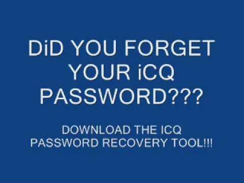 ICQ 6 5 Password Recovery