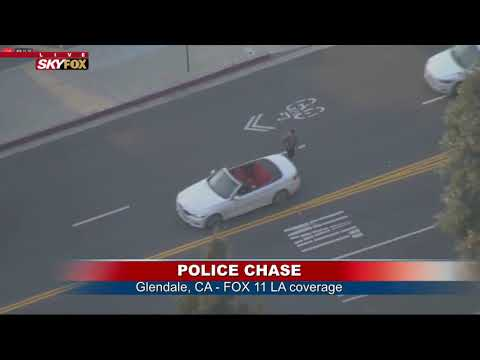 POLICE CHASE In