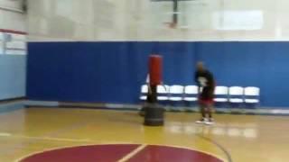 Basketball skill development on The Gun