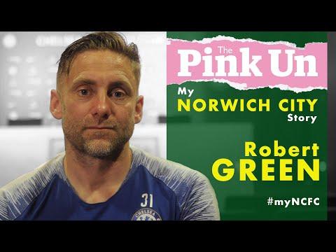 My Norwich City Story #1 - Robert Green