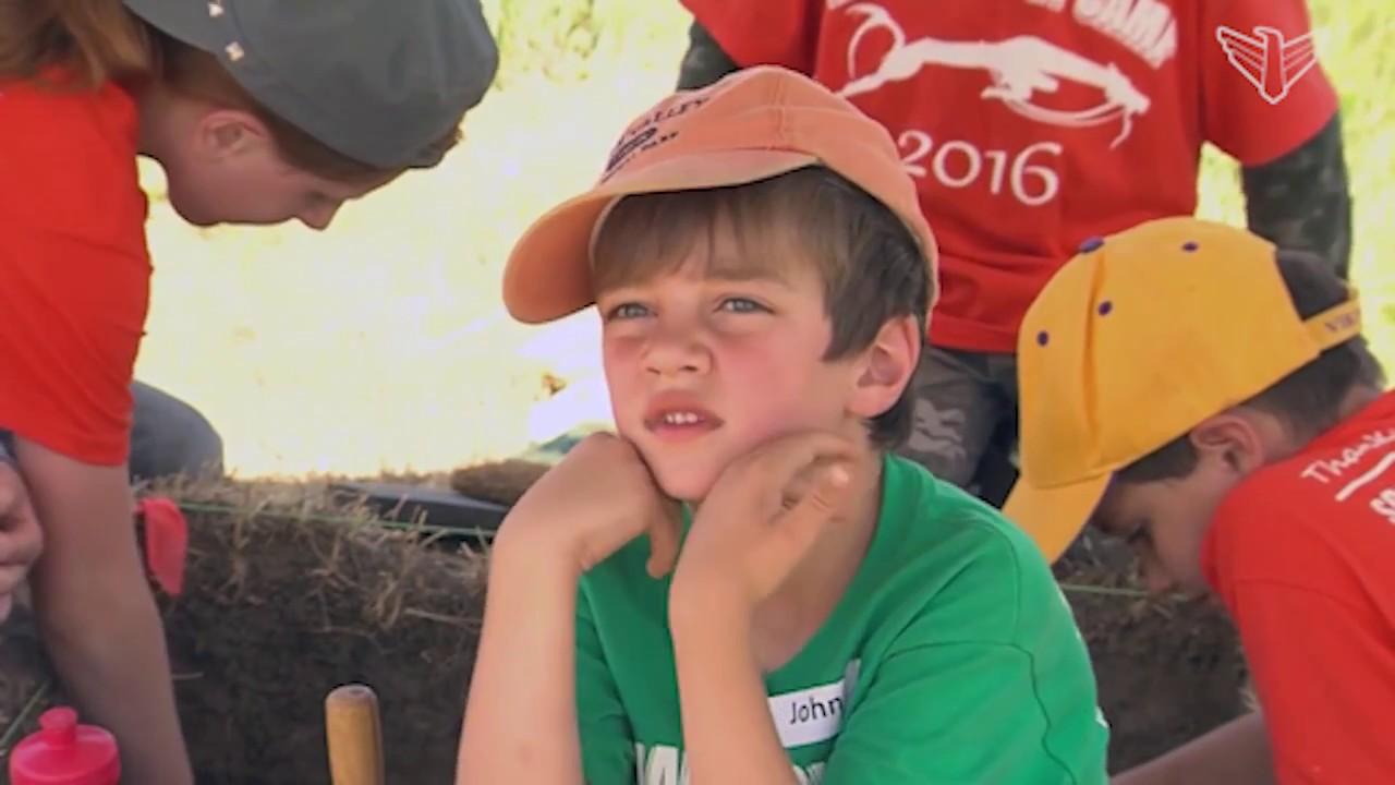 Dakota Life: Archaeology Camp