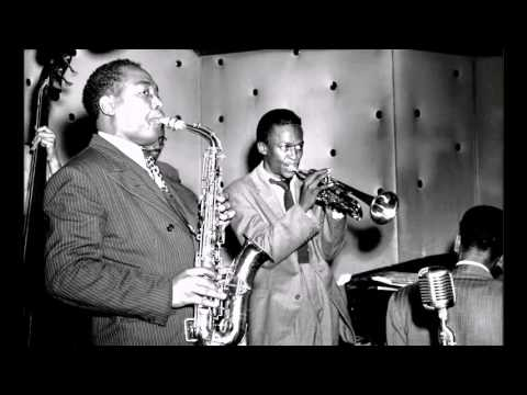 Charlie Parker with Miles Davis- December 18, 1948 Royal Roost, New York City