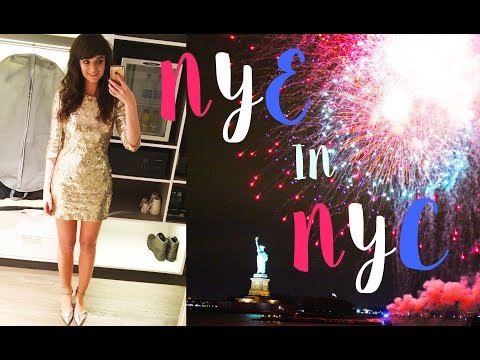 NYE IN NYC: TRAVEL DAYS & ATLANTIS YACHT NEW YEAR'S EVE CRUISE 2017 | VioletDaffodils