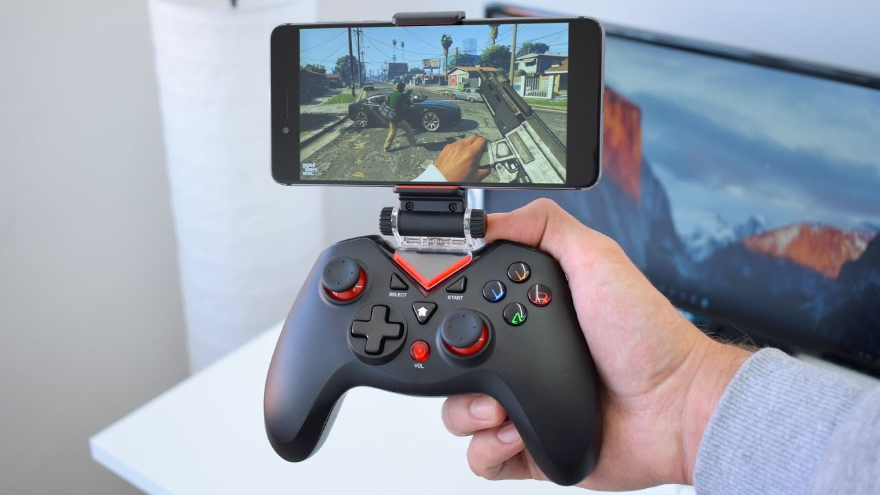 Review of the best android controller and android gamepad by.