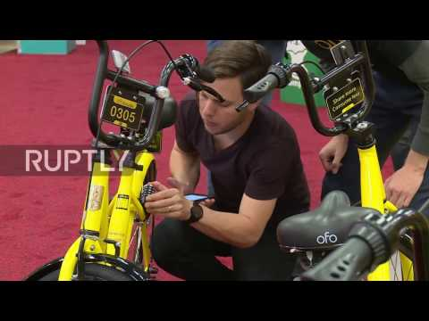 USA: China's Cheap Dockless Bike-sharing App Makes Pitstop At SXSW