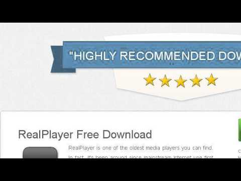 How-To Update Realplayer SP For Free
